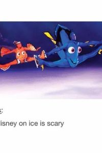 Disney on Ice is very scary