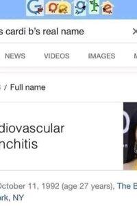 Cardi B real name